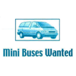 Mini Buses Wanted Logo