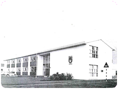 A Sketch of Westcliff's Old Building
