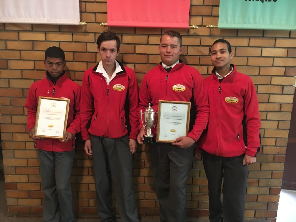 T-Tep Award Winners