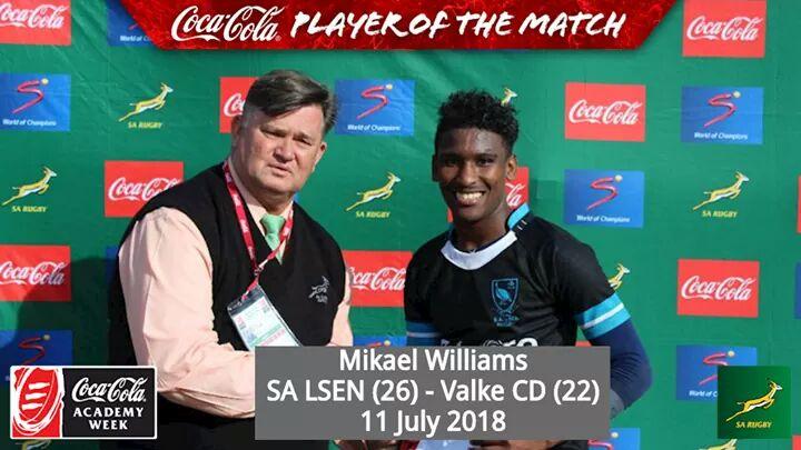 SA LSEN Win