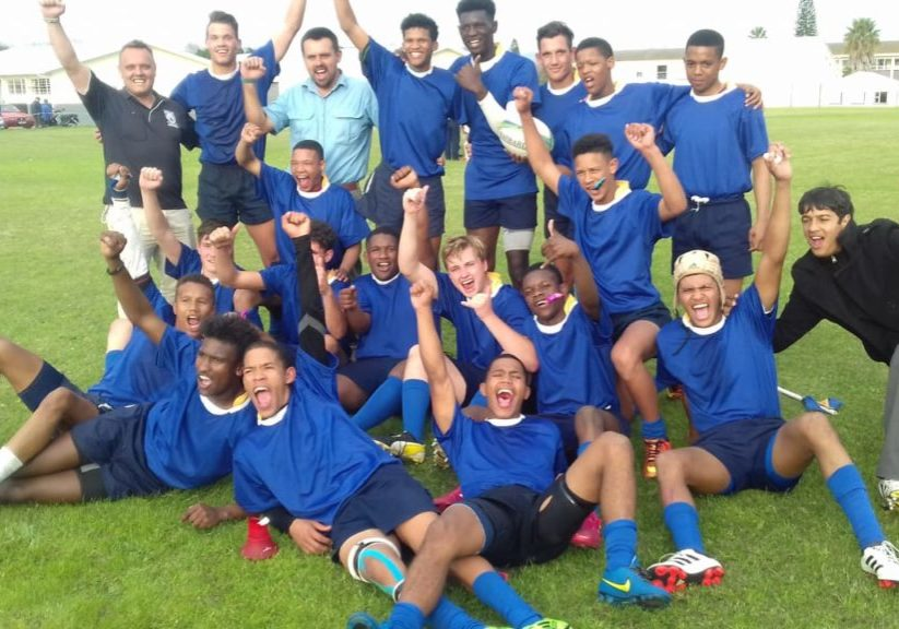 First team rugby